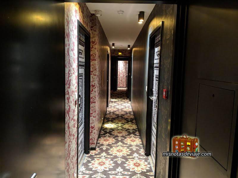 buen hotel en parís