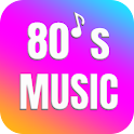 80s Music Hits Songs Radios icon