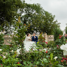 Wedding photographer Natalya Zhimaeva (sineglazcka). Photo of 27.09.2015