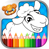 Coloring Book Drawing for Kids
