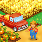 Farm Town: Happy farming Day & food farm game City MOD APK 2.33 (Free Purchases)