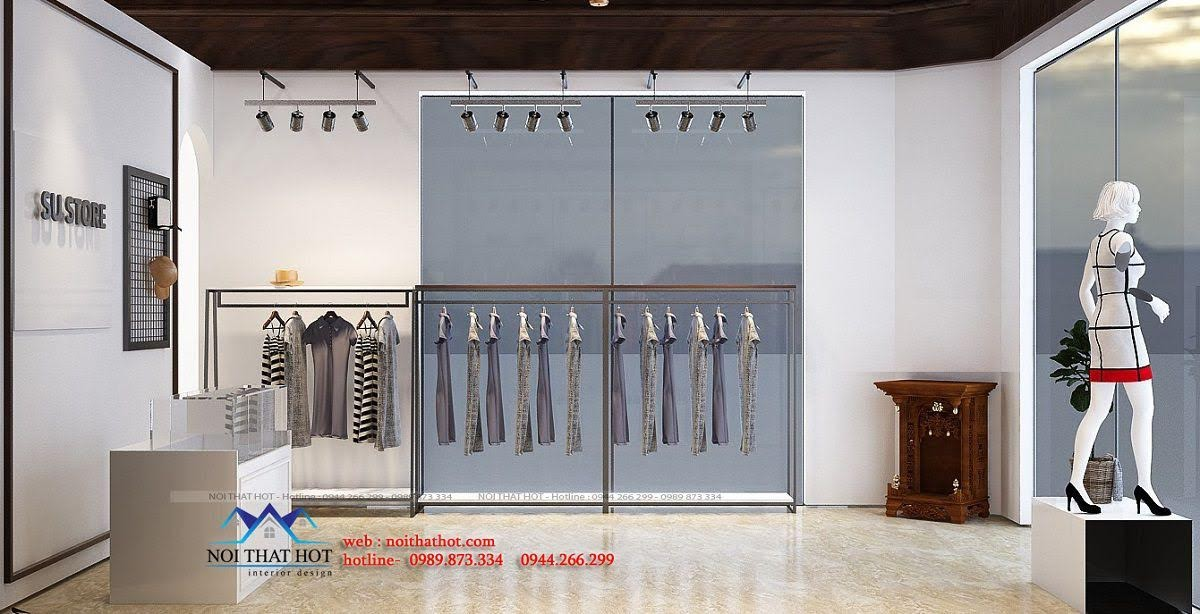 thiết kế shop thời trang 4