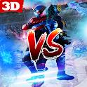 Rider Battle : Build Vs All Rider Henshin Fight 3D icon