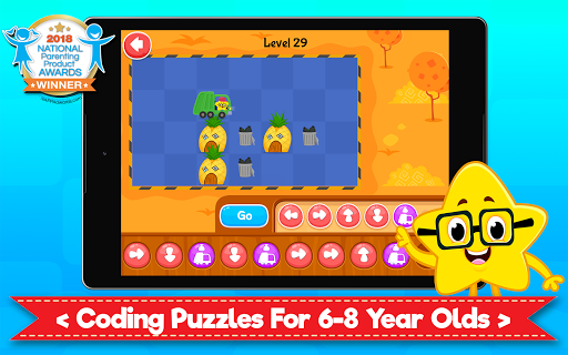 Coding Games For Kids - Learn To Code With Play 2.3.1 screenshots 17