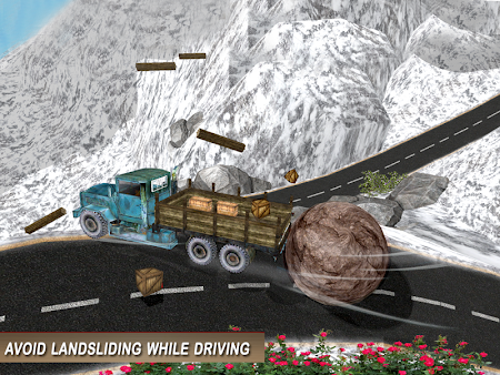 Off Road Truck – Hill Station 1.1 screenshot 1655909