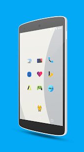 Cygnus Dark - Icon Pack Screenshot