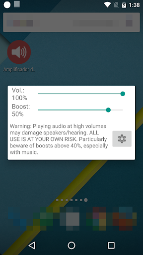 Volume Booster GOODEV 5.9 screenshots 2