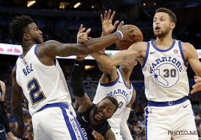 ? NBA : une lourde défaite des Golden State face à Utah