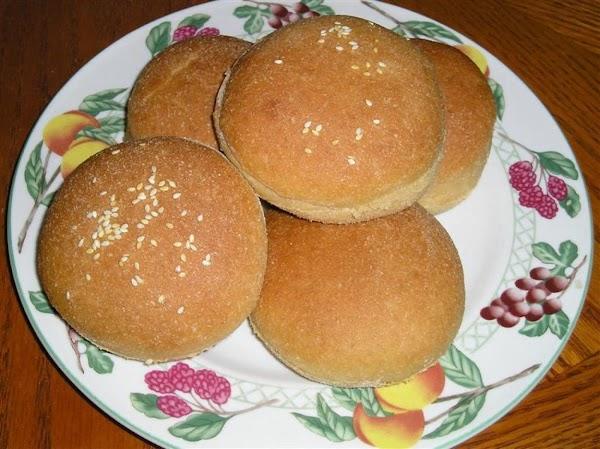 Serve over hamburger buns.