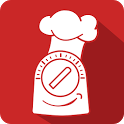 kitchen timer app :  professional cooking timer icon