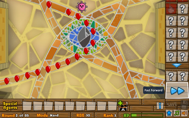 Bloons Tower Defence 6 Unblocked Game