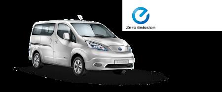 EV's - Nissan e-NV200 Evalia [39.006€] [WLTP 100-170km NEDC]