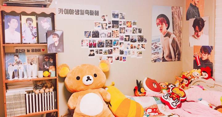 6 moduri de a-ți decora camera visurilor tale în stil k-pop!