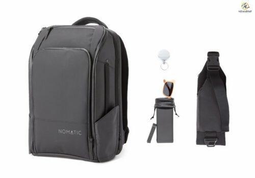 1. กระเป๋าเป้เดินทาง NOMATIC Travel Pack V2