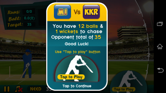Game World Cricket I.P.L T20 2017 APK for Windows Phone