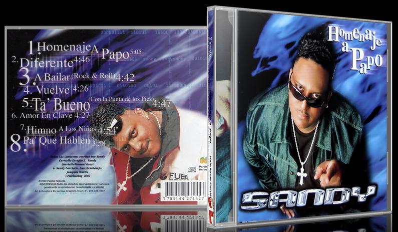 Sandy MC - Homenaje A Papo (2000) [MP3 @320 Kbps]