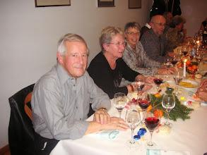 Photo: Vorne links, Kurt und Ella Sparr ( Ehernmitglied) Marliese Plüss und Markus Heimgartner ( Turgi ! )