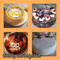 Birthday Cake Design Ideas icon