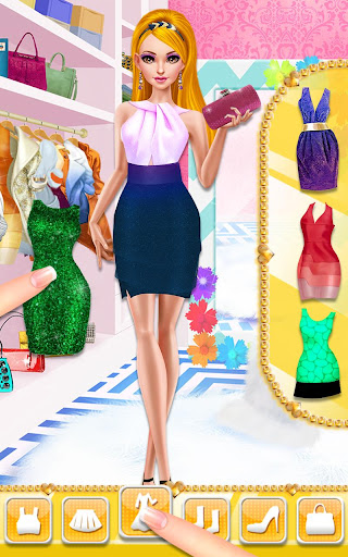 Glam Doll Salon: BFF Mall Date 1.5 screenshots 10