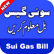 Sui Gas Bill Check - SNGPL/SSGC 1 4 latest apk download for Android