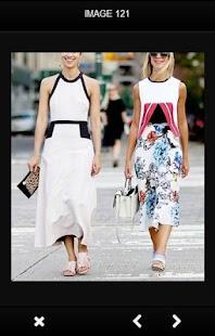 Jarní oblečení a trendy - náhled