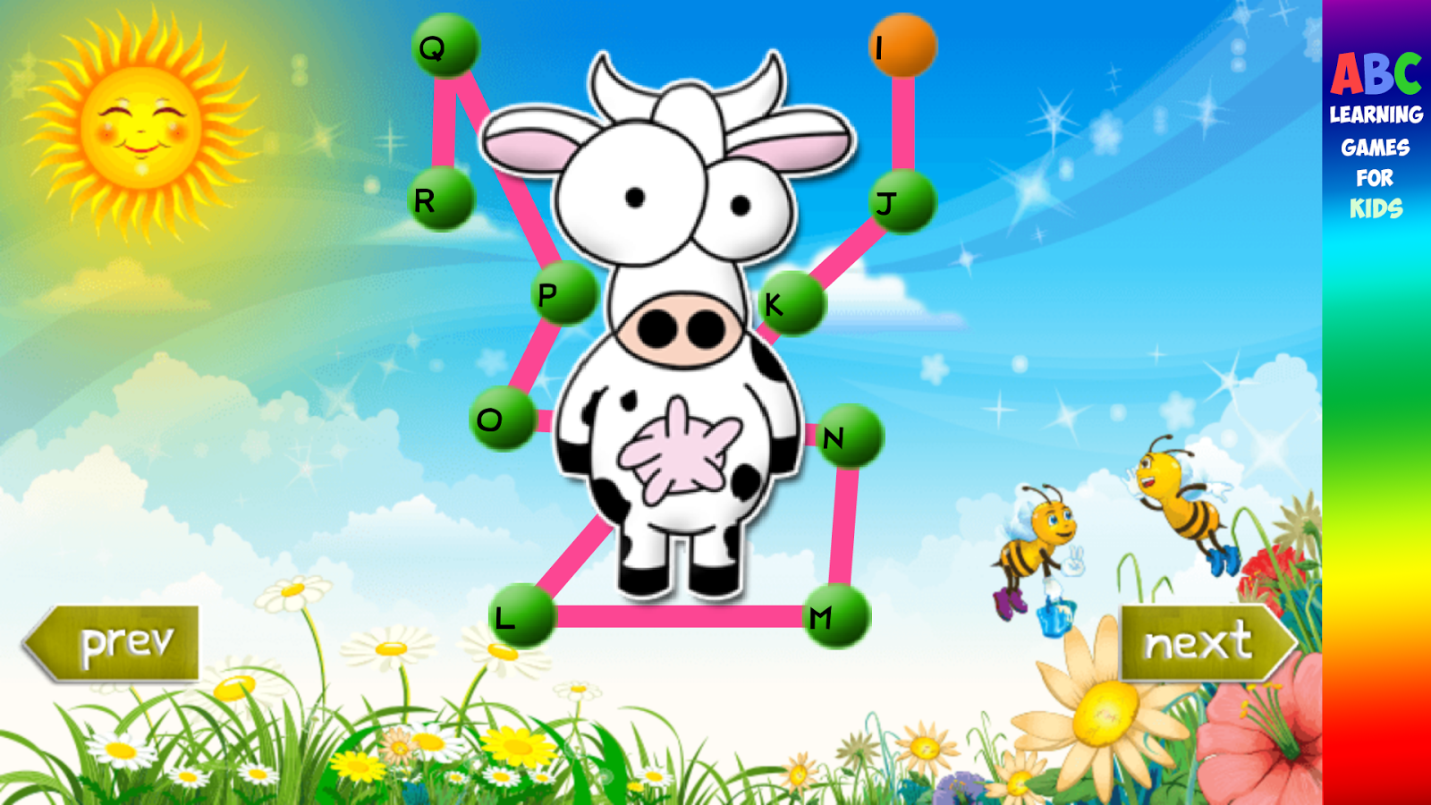 ABC Learning Games for Kids- screenshot