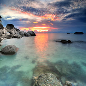 by Rawi Wie - Landscapes Waterscapes
