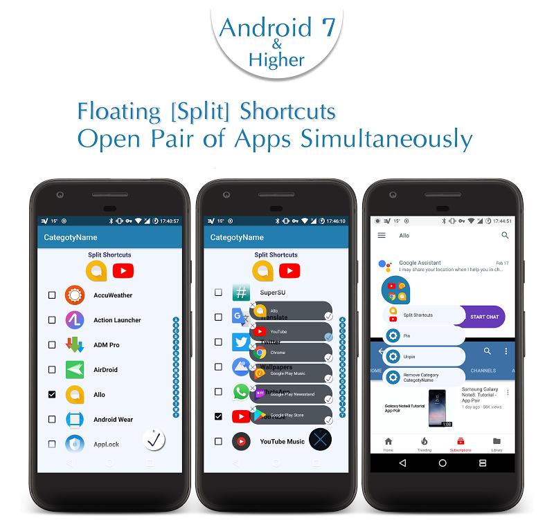 Floating Shortcuts \341\264\276\341\264\277\341\264\274 Screenshot 6