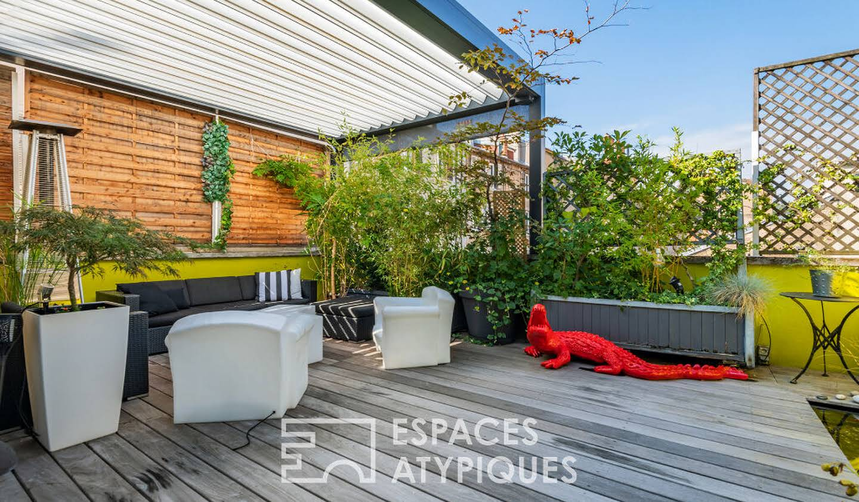 Appartement avec terrasse Nancy