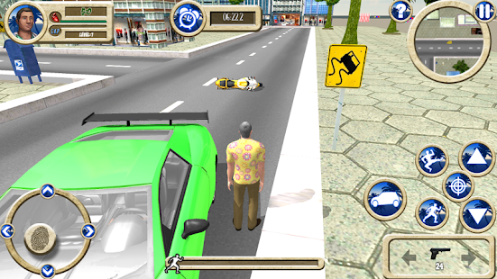 14 Miami Crime Simulator 2 App screenshot