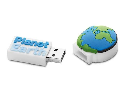 Biomarca Memorias USB