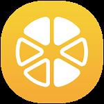 GPS-Trace Icon