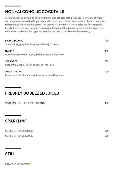 Luna Nudo menu 18