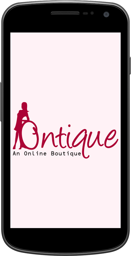 Ontique - An Online Boutique- screenshot