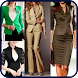 Work Outfits Business Women Suit Dresses Designs - Androidアプリ