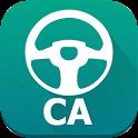 California DMV Test 2020 - DMV Approved Course icon