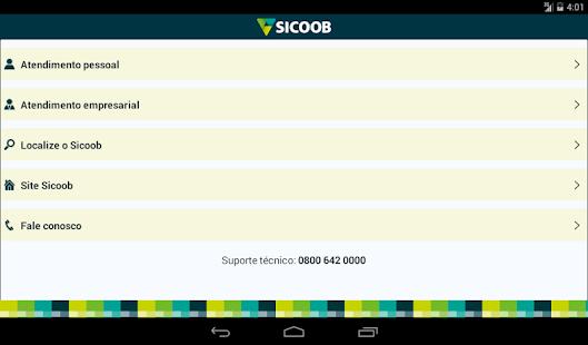 Sicoob - screenshot thumbnail