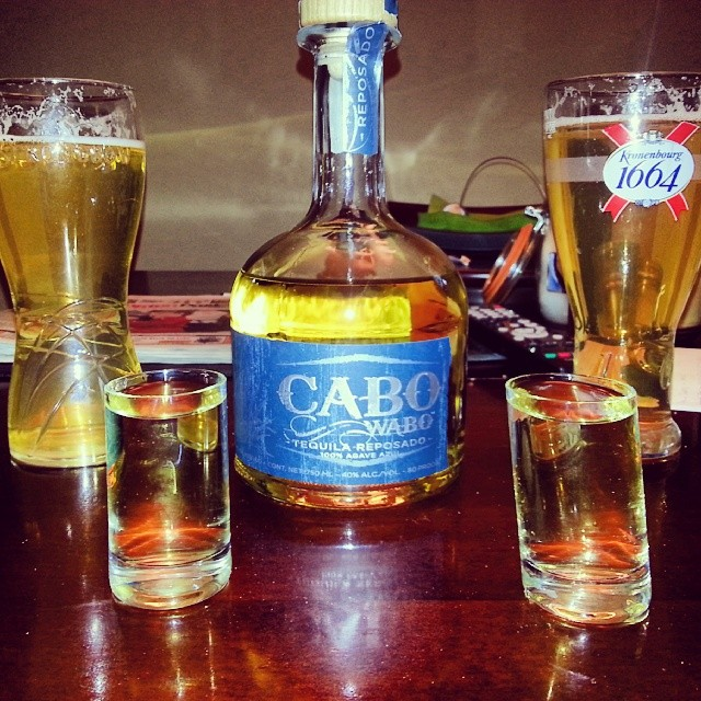 Cabo time! by Jeff Tremblett - Food & Drink Alcohol & Drinks ( cabowabo, goodtimes, habssuck, itsgotimemickey )