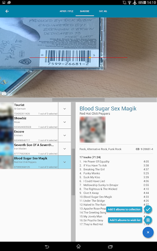CLZ Music - Music Database 4.8.1 screenshots 10