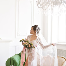 Wedding photographer Darya Marsheva (lapuik93). Photo of 11.03.2018