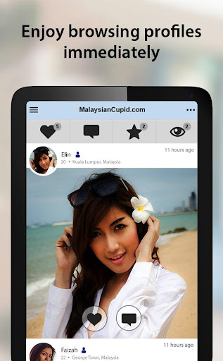 MalaysianCupid - Malaysian Dating App 2.1.6.1561 screenshots 10