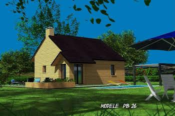 Maison 4 pièces 54 m2