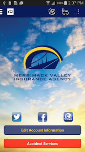 Merrimack Valley Insurance- screenshot thumbnail