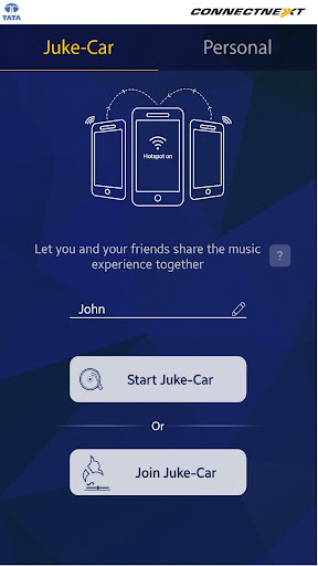 Juke-Car app (apk) free download for Android/PC/Windows screenshot