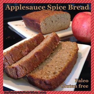 Applesauce Spice Bread & Pumpkin Pie Spice - Au Naturale!.
