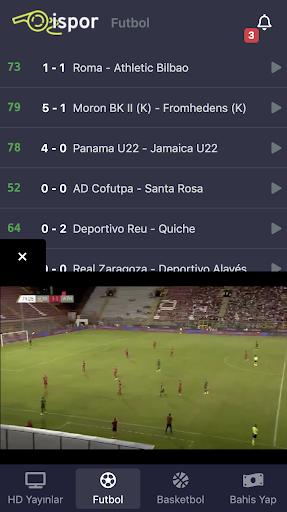 iSpor 1.1 screenshots 2