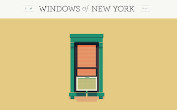 Photo: Site of the Day 17 May 2013 http://www.awwwards.com/web-design-awards/windows-of-new-york