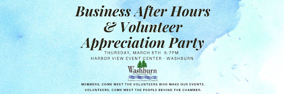 Business After Hours & Volunteer Appreciation Party