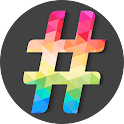 HashTag master icon