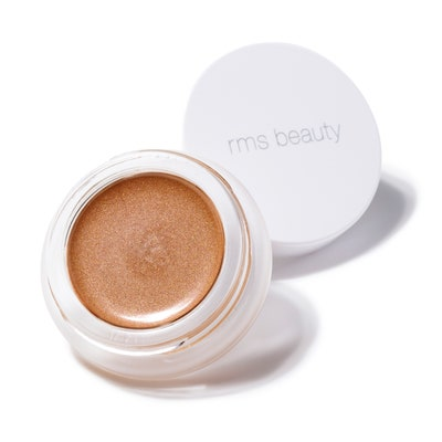 RMS Beauty Gold Luminizer on white background